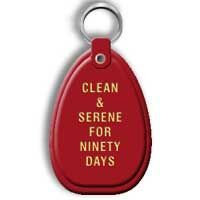 NA 90 Days Key Tag