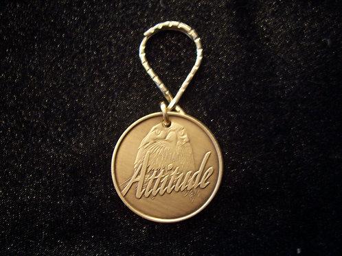 Attitude Key Chain