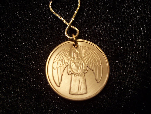 Guardian Angel Key Chain