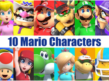 10 Mario Characters That Should Be In Mario Golf: Super Rush