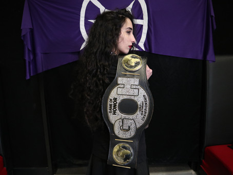 Interview with the new GOH World Champion, Venus!