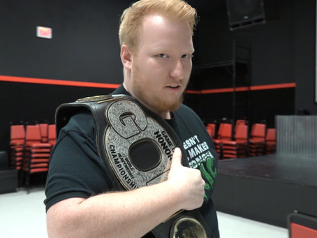 Interview with The New GOH World Heavyweight Champion Toxic!
