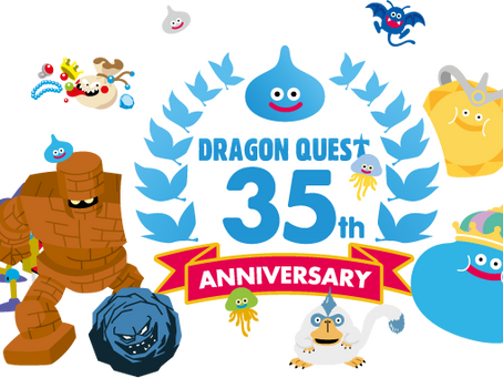 Dragon Quest 35th anniversary live stream, What to expect (5/27/21)