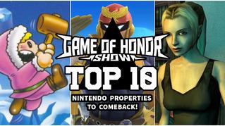 10 Forgotten Nintendo Properties That Need To Make A Comeback