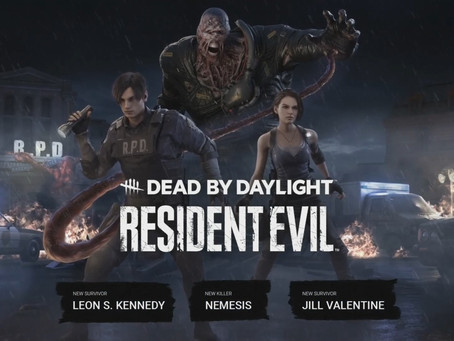 Nemesis, the terrifying stalker of the Resident Evil, comes to Dead By Daylight!