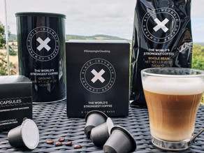 Compostable Coffee pods by Black Insomnia - Nespresso compatible