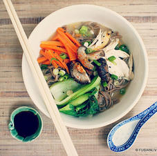 Chinese Greens Recipes