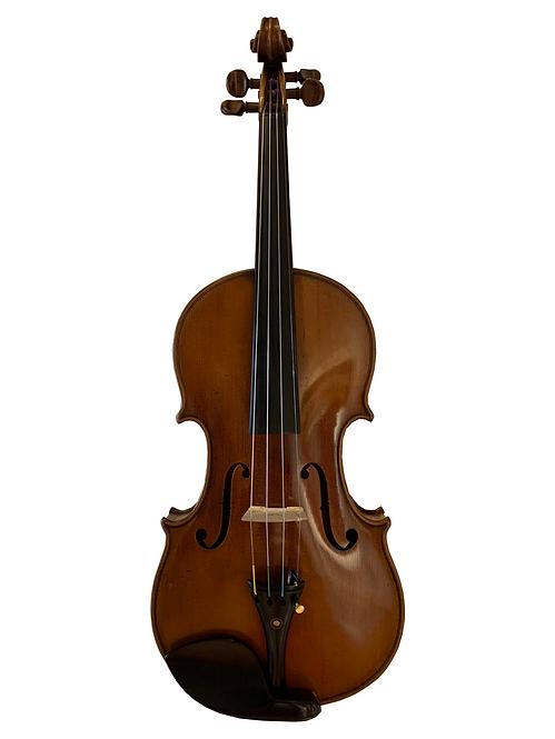 French Violin by JTL, 1910