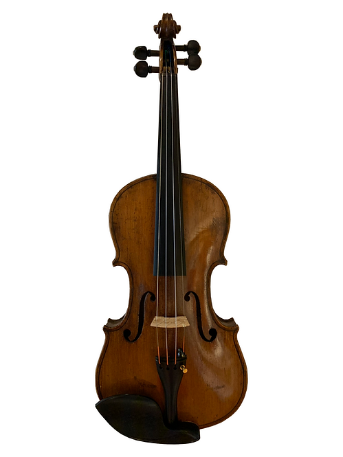 19th Century Violin from Mittenwald, c. 1850
