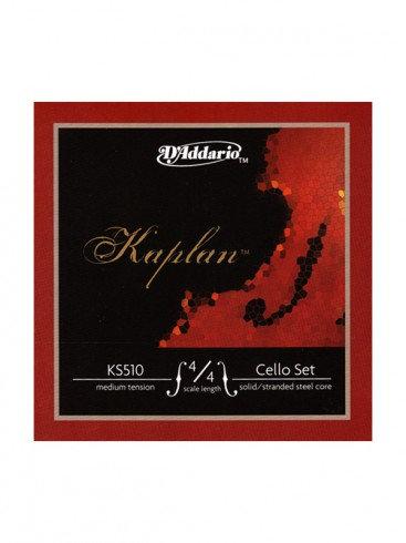 Kaplan Cello A & D Strings
