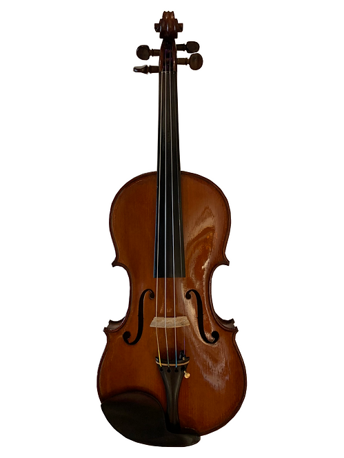 Fine French Master Violin by Leon Bernardel, 1943
