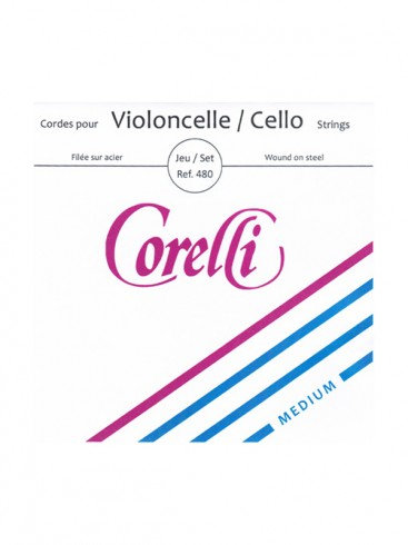 Corelli Cello Strings