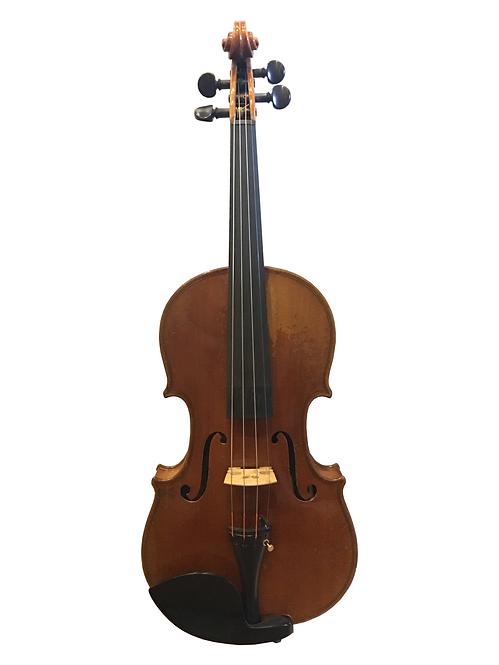German Master Violin by Jul. Heinr. Zimmerman, 1910