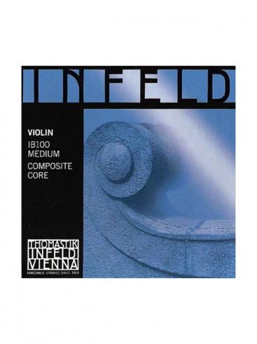 Infeld Blue Violin Strings