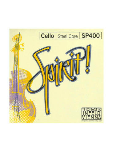 Spirit! Cello Strings