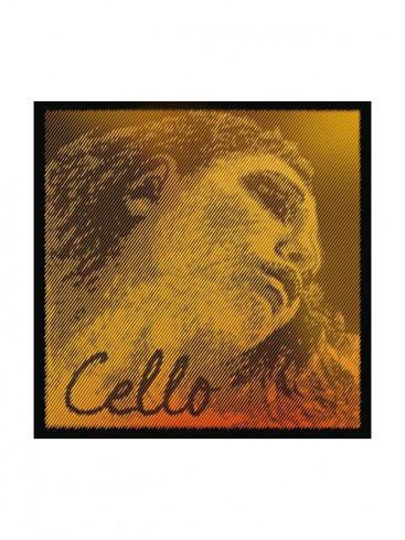 Evah Pirazzi Gold Cello Strings