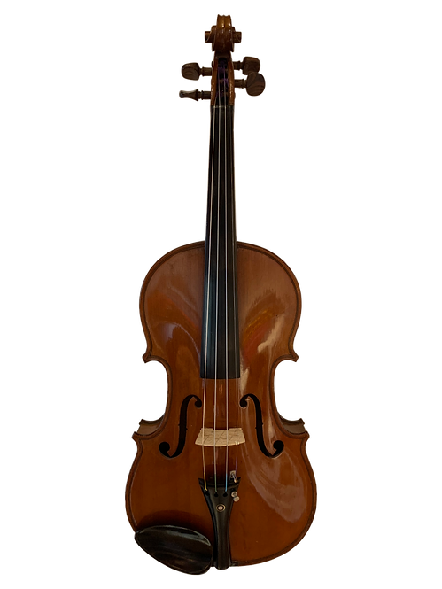 French Violin by J.T.L, 1910