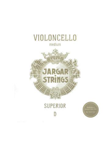 Jargar Superior D Cello String