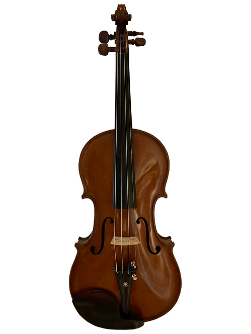 Elegant French Master Violin by Louis Fricot, c.1910
