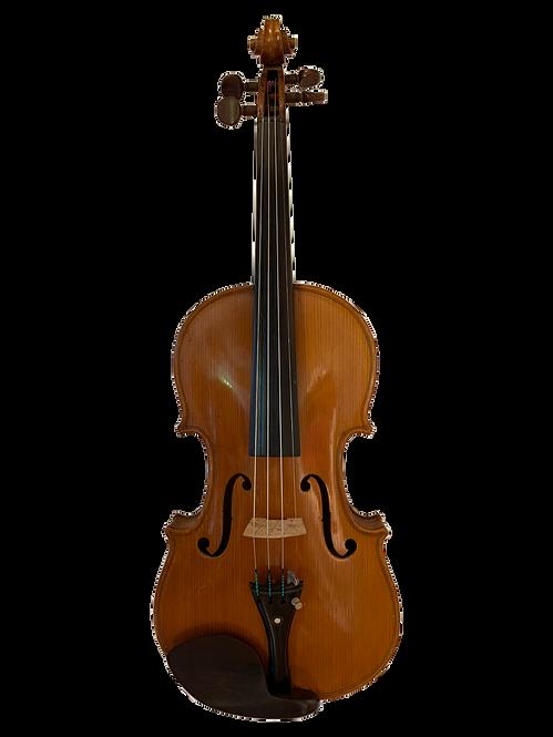 French Violin by F.Breton, 1831