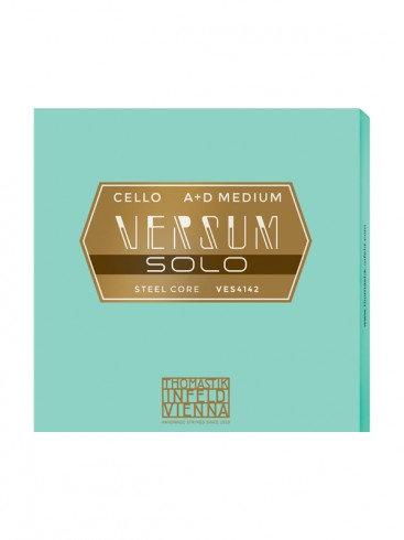 Versum SOLO A & D Cello Strings