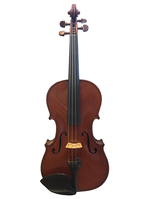 British Master Violin by Walter H. Mayson, 1879
