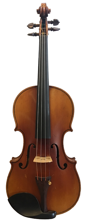 French Violin by JTL, No. 6, 1890