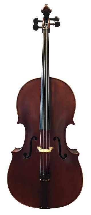 Fine French Master Cello by Silvestre et Maucotel, 1910
