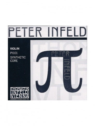 Peter Infeld Violin Strings with Platinum E