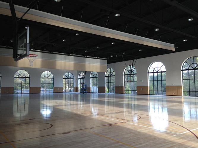 Stanford Gym