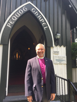 The Right Reverend Ian Douglas