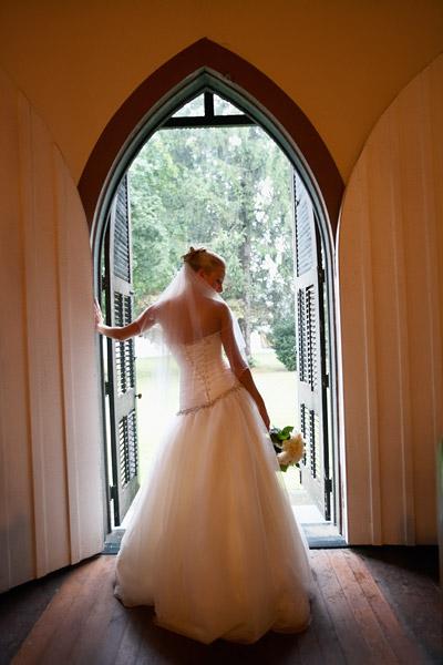 Bride - West Transept