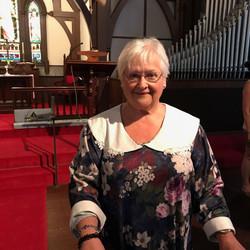 Soloist Barbara Billings