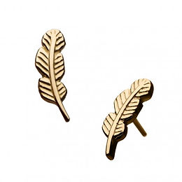 14kt-yellow-gold-threadless-plain-leaf-t