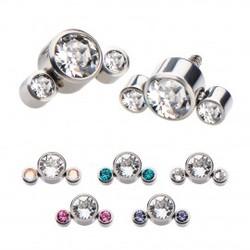 titanium-3-swarovski-crystal-cluster-top