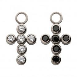 titanium-with-bezel-set-cz-cross-charm