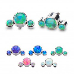 titanium-3-synthetic-opal-cluster-tops