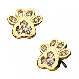 14kt-yellow-gold-threadless-with-dog-paw
