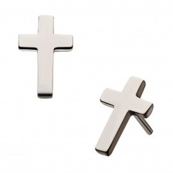 titanium-threadless-cross-top