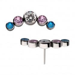 titanium-threadless-with-bezel-set-multi
