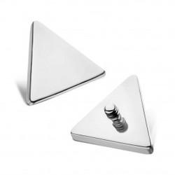 titanium-threaded-triangle-top