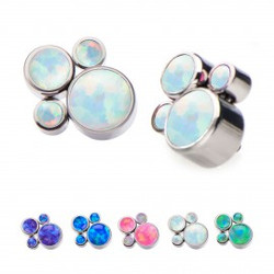 titanium-4-synthetic-opal-cluster-tops