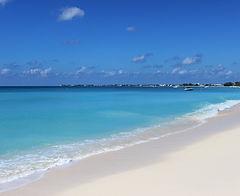 Seven Mle Beach in Gand Cayman
