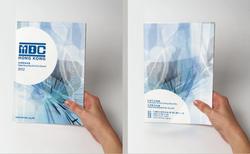 MDC Catalogue design
