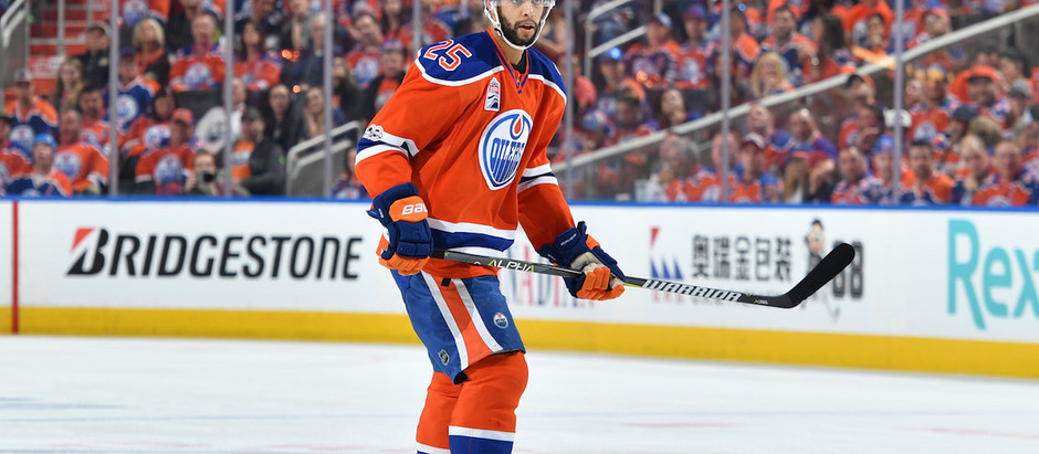 Edmonton's Darnell Nurse Helps Tomorrow's Hockey Stars