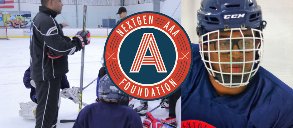 DIVERSIFYING HOCKEY'S NEXTGEN