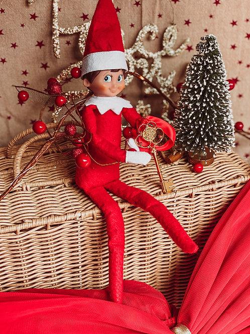 Santa's Magic Key (Pre-Sale Nov/Dec Delivery)