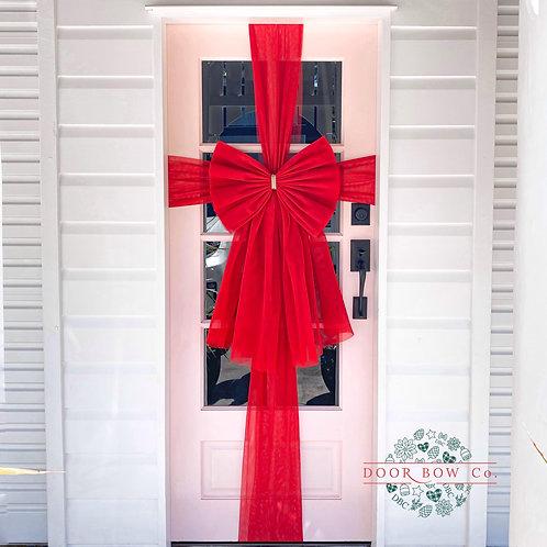 THE Red Door Bow