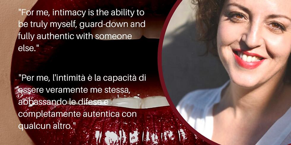 Intimacy in Improv - Con Hila Di Castro
