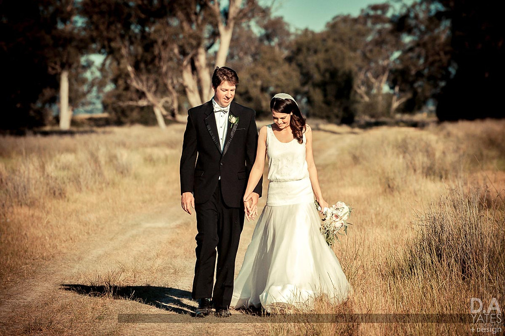 Fliss & James' wedding in Forbes NSW